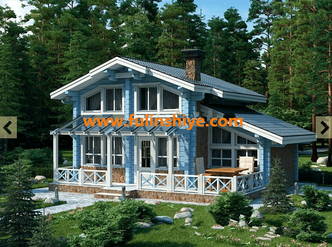 Finland Wooden House